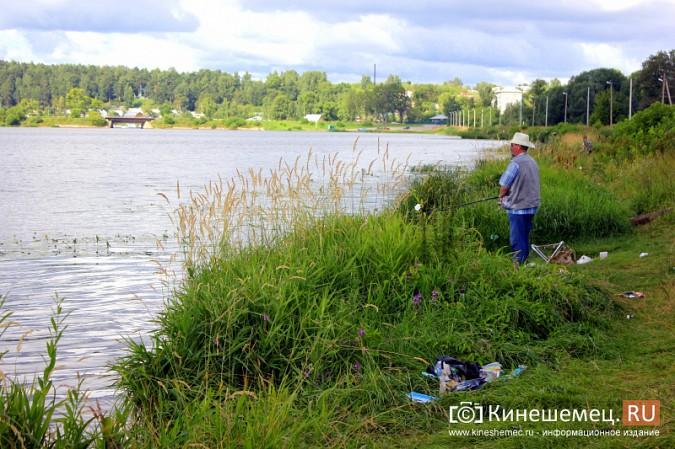 Волгу, Казоху и Кинешемку могут глобально очистить фото 10