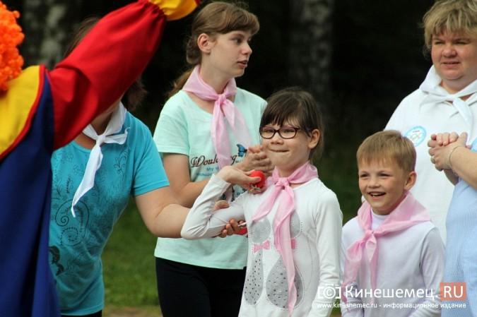 В Кинешме прошел спортивный праздник для детей с ограниченными возможностями фото 9