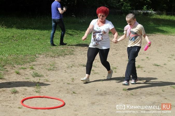 В Кинешме прошел спортивный праздник для детей с ограниченными возможностями фото 14