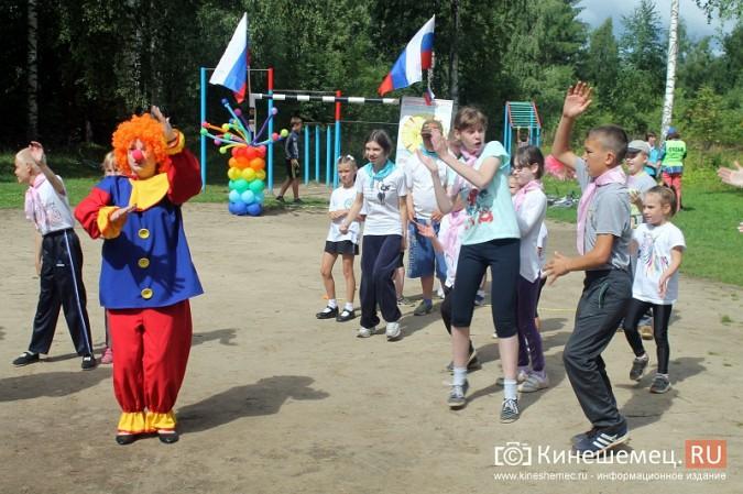 В Кинешме прошел спортивный праздник для детей с ограниченными возможностями фото 15