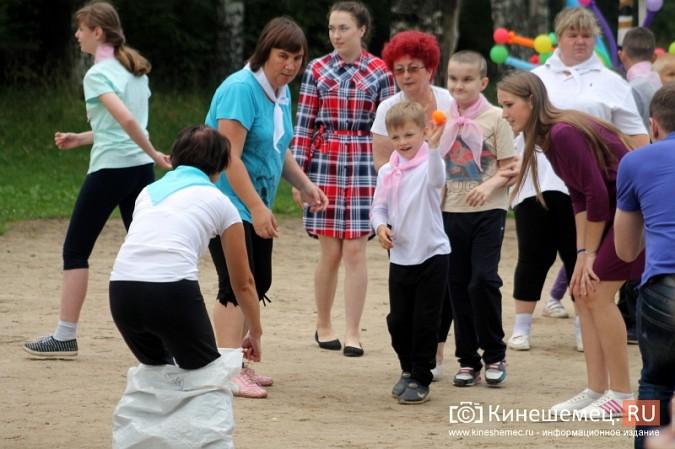 В Кинешме прошел спортивный праздник для детей с ограниченными возможностями фото 12