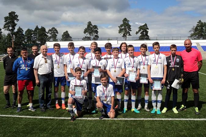В Кинешме чествовали «Волжанин» - чемпиона Ивановской области по футболу фото 2