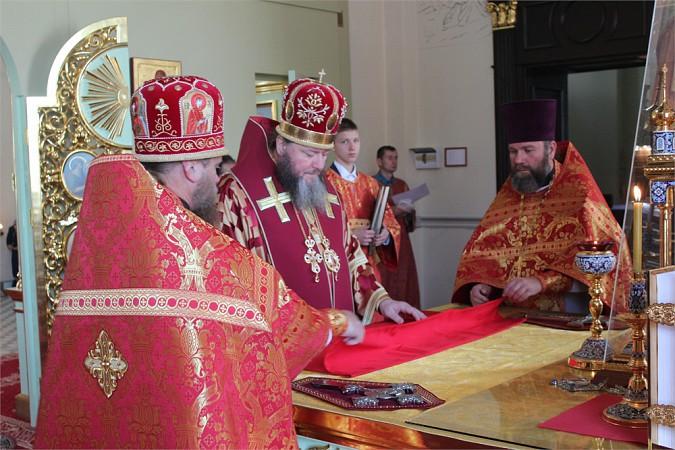Божественную литургию в честь великомученика Пантелеимона совершили в Кинешме фото 2