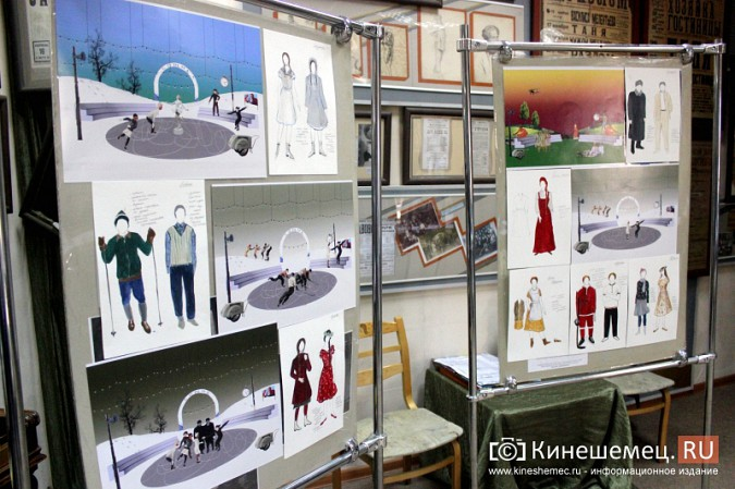 В Кинешемском театре презентовали новое световое и звуковое оборудование фото 6