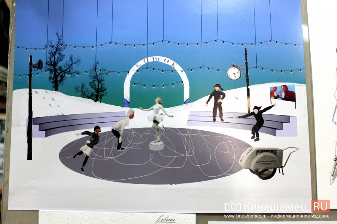 В Кинешемском театре презентовали новое световое и звуковое оборудование фото 8